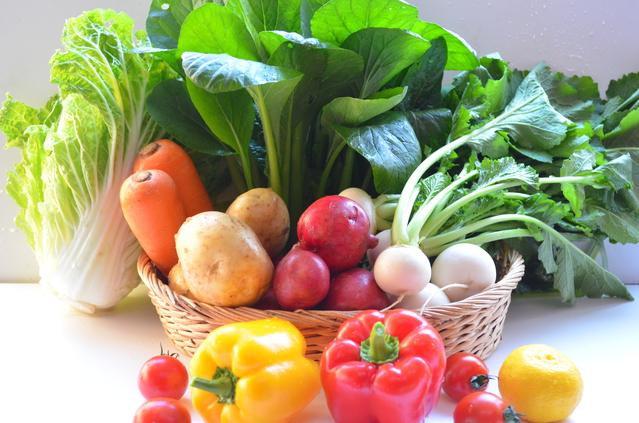 ソフトスチーム野菜