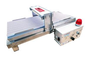 アルミ包装食品併用 金属異物検査機 - アルミる・ライト